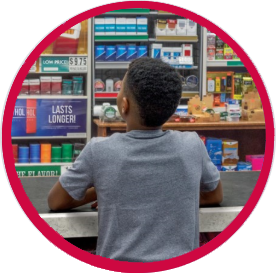Tobacco-Free children, teens, and adults